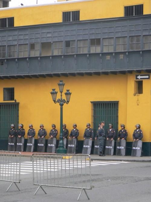 Fotos de la Casa del Oidor en Lima - Perú. Foto por martin_javier