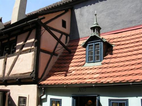 Fotos del Callejón de Oro en Praga - República Checa. Foto por martin_javier