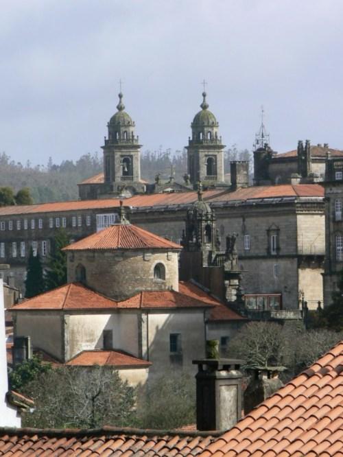 Fotos de la Iglesia de San Fructuoso en Santiago de Compostela - España. Foto por martin_javier