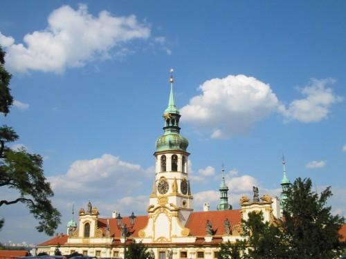 Foto de la Iglesia de Loreto en Praga - República Checa. Foto por martin_javier