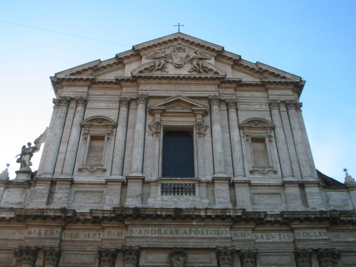 Foto de la Iglesia del Gesú en Roma - Italia. Foto por martin_javier