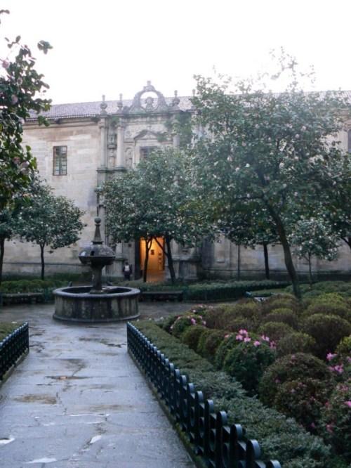 Fotos de la Plaza de Fonseca en Santiago de Compostela - España. Foto por martin_javier
