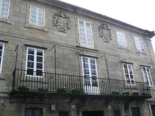 Foto del Pazo de Feixoo en Santiago de Compostela -  España. Foto por martin_javier