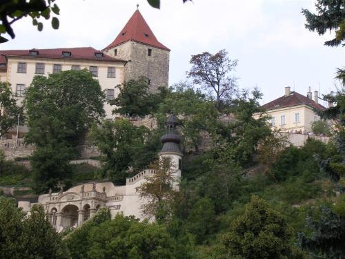 Fotos del Castillo de Prega - República Checa. Foto por martin_javier