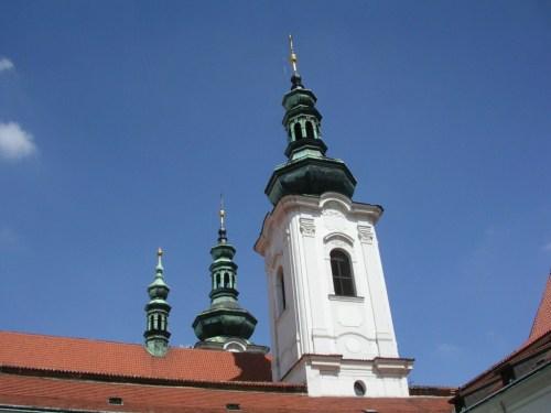 Fotos del Monasterio de Strahov en Praga - República Checa. Foto por martin_javier
