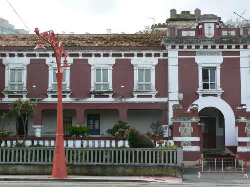 Foto de la antigua prisión provincial de A Coruña - España. Foto por martin_javier