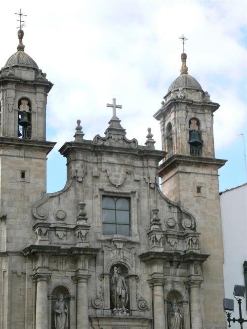 Foto de la Iglesia de San Jorge en La Coruña. foto por martin_javier