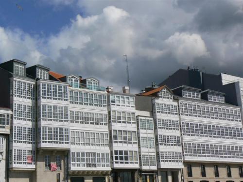 Fotos de las Galerías de La Coruña - España. Fotos por martin_javier