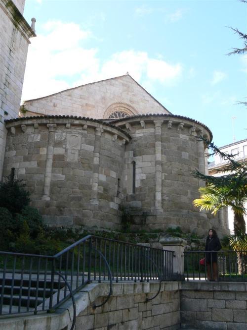 Fotos de la Iglesia de Santiago en La Coruña - España. Foto por martin_javier
