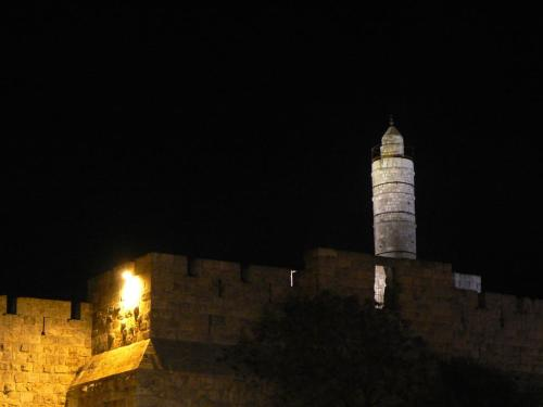 Foto de la Torre de David en Jerusalem - Israel. Foto por martin_javier