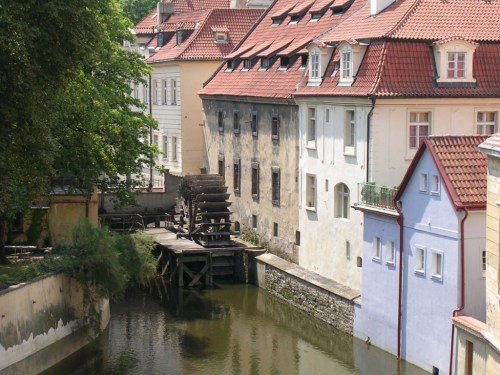 Fotos de Isla Kampa de Praga - República Checa. Foto por martin_javier
