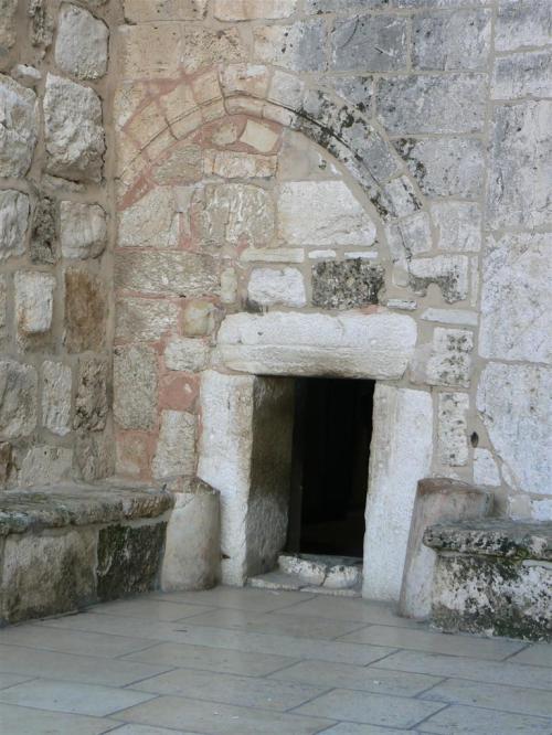 Foto de la Basílica de la Natividad en Belén - Palestina. Foto por martin_javier