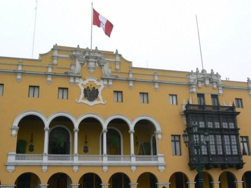 Fotos del Palacio Municipal de Lima - Perú. Fotos de martin_javier