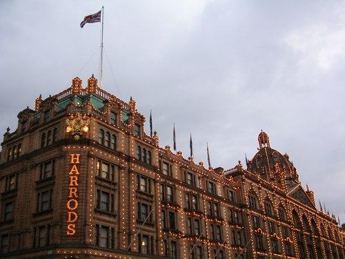 Fotos del centro comercial Harrods en Londres - Inglaterra. Foto por martin_javvier
