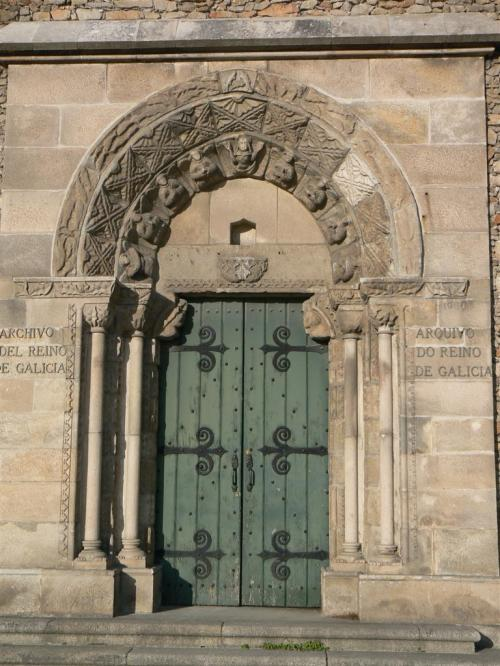 Foto del Archivo del Reino de Galicia en A Coruña - España. Foto por martin_javier