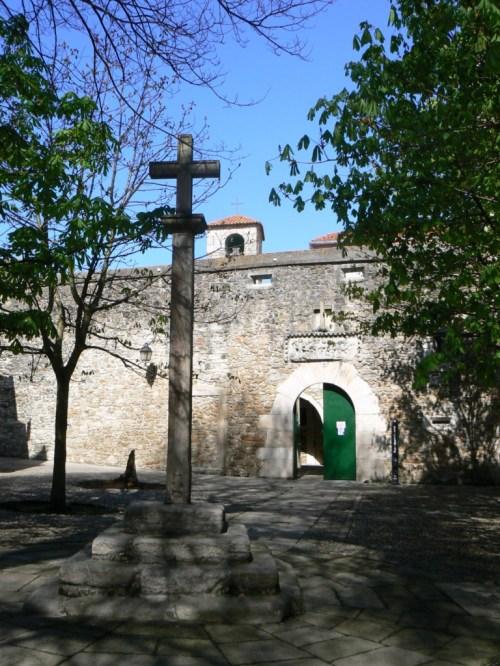 Fotos del Convento de las Madres Clarisas - Plaza de Santa Bárbara - A Coruña - España. Foto por martin_javier
