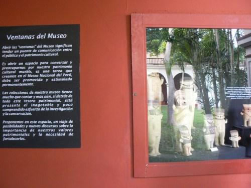 Fotos del Museo Nacional de Arqueología Antropología e Historia del Perú en Lima. Foto por martin_javier