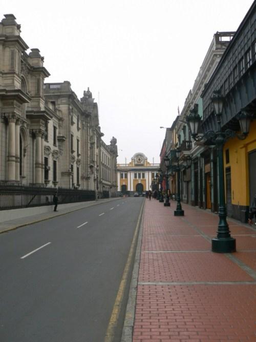 Foto de la Casa de la Literatura Peruana. Foto por martin_javier