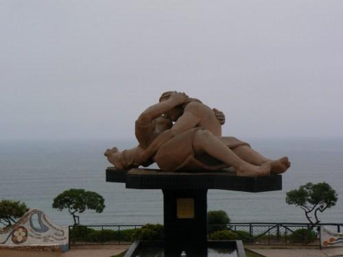 Fotos del Parque del Amor en Lima - Perú. Foto por martin_javier