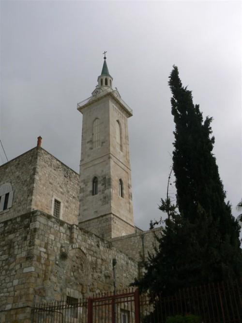Fotos de la Iglesia de la Visitación y Gruta de San Juan Bautista en Ein Karem - Israel. Foto por martin_javier