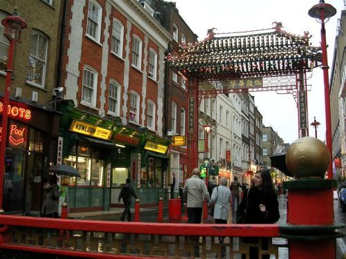 Fotos de Chinatown de Londres - Inglaterra. Foto por martin_javier