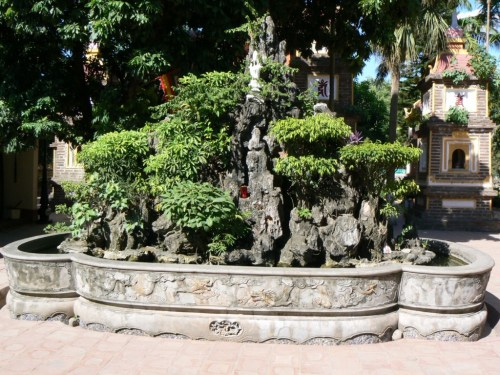 Fotos de la Pagoda Tran Quoc de Hanoi - Vietnam. Foto por martin_javier