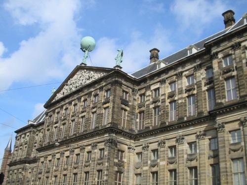 Fotos del Palacio Real en Amsterdam - Holanda. Foto por martin_javier