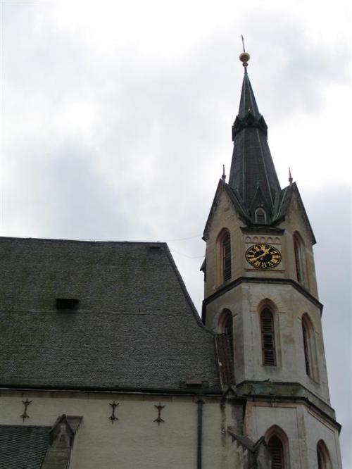 Fotos de la Iglesia de San Vito de Cesky Krumlov - República Checa. Foto por martin_javier