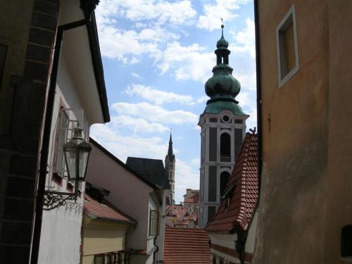 Fotos de la Iglesia de San Justo de Cesky Krumlov - República Checa. Fotos por martin_javier