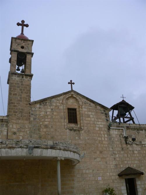 Fotos de la Iglesia Ortodoxa Griega de la Anunciación de Nazaret - Israel. Foto por martin_javier