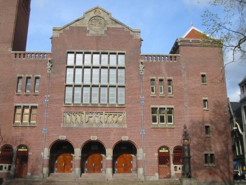 Fotos de Beurs van Berlage, Amsterdam – Holanda. Foto por martin_javier