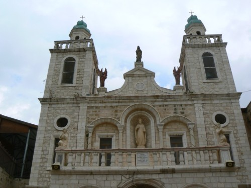 Foto de la Iglesia de la Boda de Caná - Israel. Foto por martin_javier
