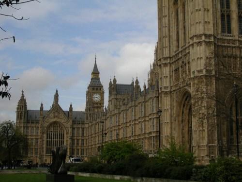 Fotos del Palacio de Westminster en Londres - Inglaterra. Foto por martin_javier