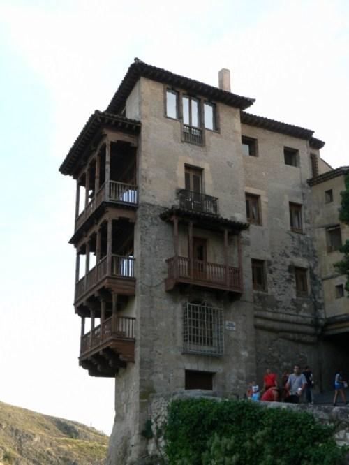 Fotos de las Casas Colgadas de Cuenca - España. Foto por martin_javier