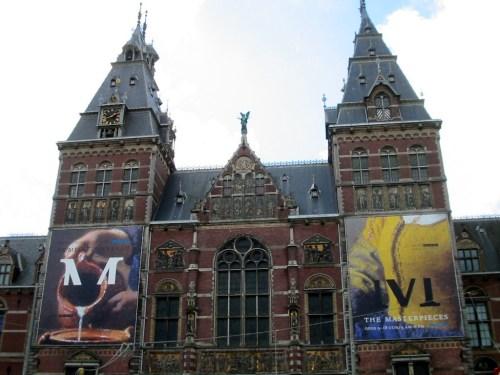 Fotos del Rijkmuseum de Ámsterdam - Holanda. Foto por martin_javier