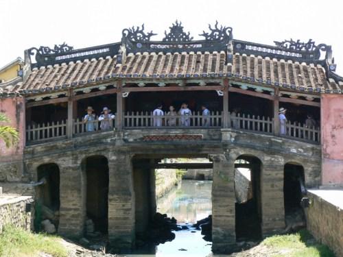 Fotos del Puente japonés de Hoi An - Vietnam. Foto por martin_javier