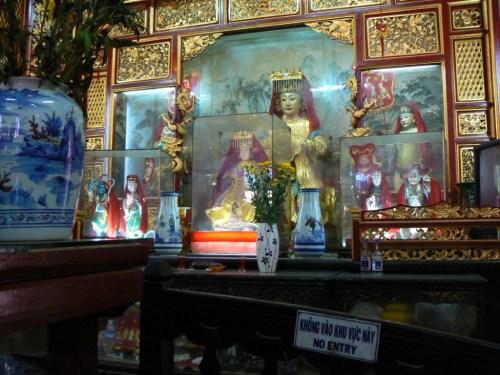 Fotos de la Pagoda Phuoc Kien en Hoi An - Vietnam. Foto por martin_javier
