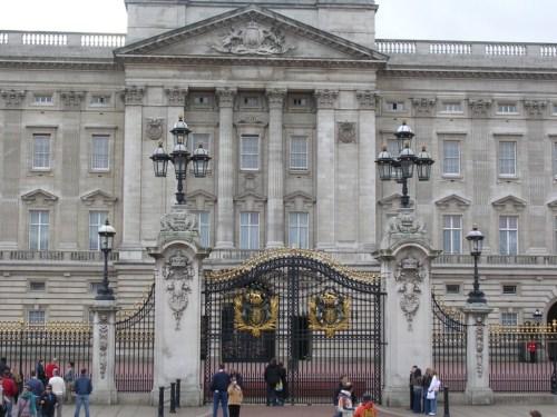 Foto del Palacio de Buckingham en Londres - Inglaterra. Foto por martin_javier