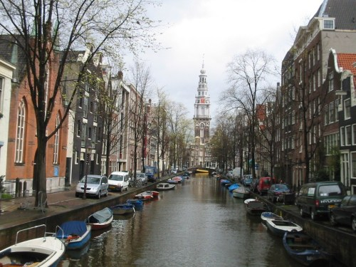 Fotos de la Iglesia Zuiderkerk (Iglesia del Sur) en Ámsterdam - Holanda. foto por martin_javier