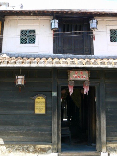 Foto de la Casa Antigua Tan Ky en Hoi An - Vietnam. Foto por martin_javier