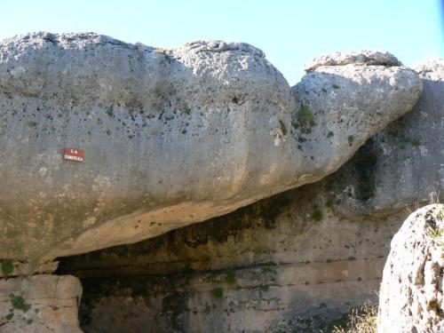 Foto de la figura la Tortuga – Ciudad Encantada de Cuenca – España. Foto por martin_javier