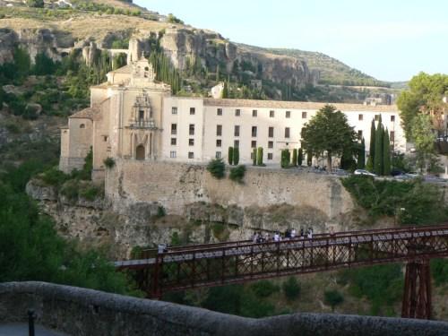 Fotos del convento de San Pablo, Parador Nacional de Cuenca - España. foto por martin_javier