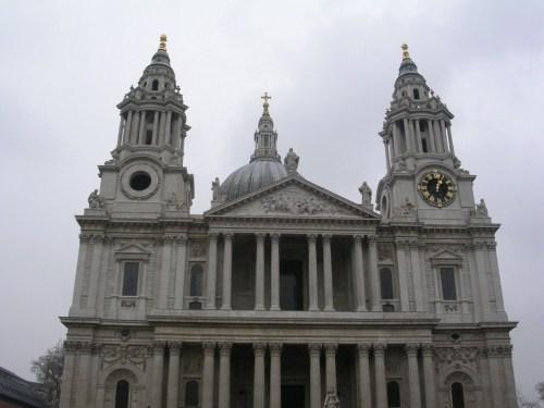 Fotos de la Catedral de San Pablo de Londres - Inglaterra. Foto por martin_javier