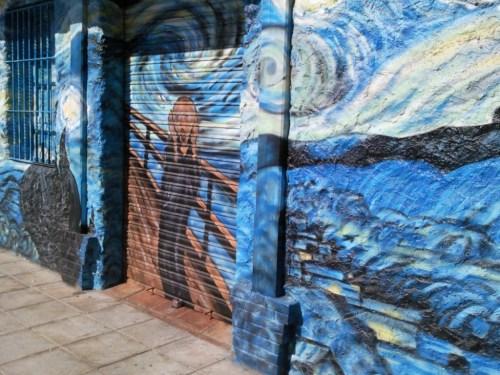 Fotos Grafitis Sevilla - El Grito - NANDE. Foto por martin_javier