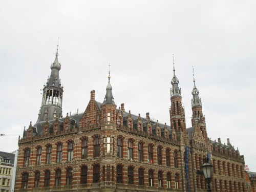 Fotos del Centro comercial Magna Plaza de Ámsterdam - Holanda. foto por martin_javier