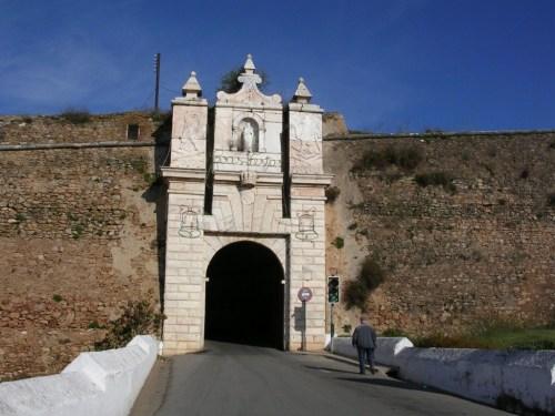 Foto Porta dos Currais de Estremoz - Portugal. Foto por martin_javier
