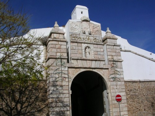 Foto Porta de Santo António de Estremoz – Portugal. Foto por martin_javier