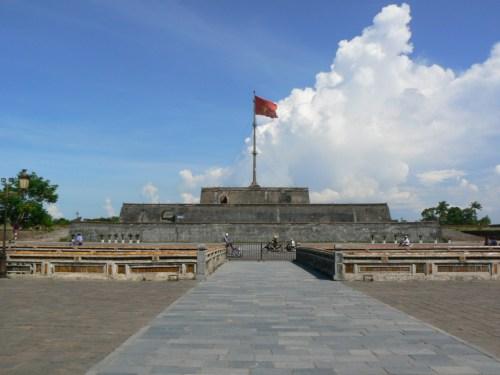 Fotos de la explanada de la Bandera - Hue - Vietnam. Foto por martin_javier