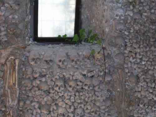 Fotos de la Capilla de los huesos en Évora - Portugal. Foto por martin_javier
