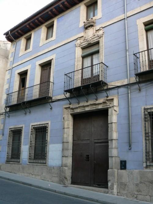 Fotos de la Casa del Corregidor en Cuenca - España. Foto por martin_javier